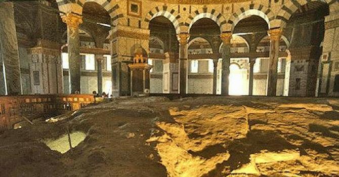 Jerusalem Sunday: St. Philip's as the new Jerusalem image