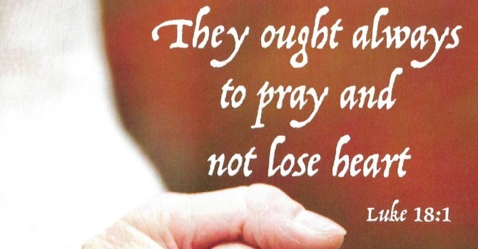 Worship Service Bulletin - Nineteenth Sunday After Pentecost image