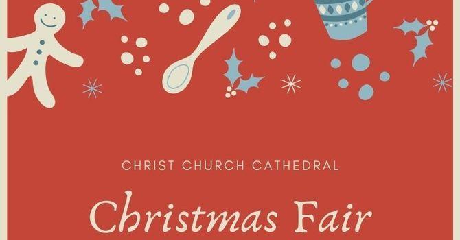 Contact-free Christmas Fair  image