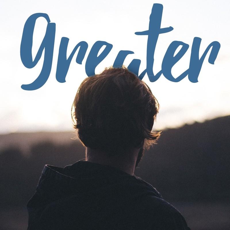 The Gospel is Greater!
