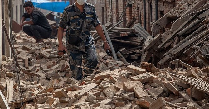 Crisis in Nepal! image