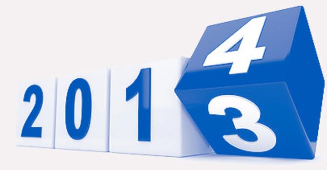2013 Contributions image