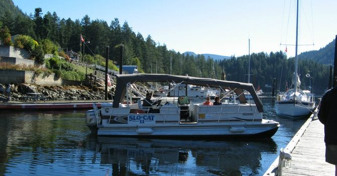 Slocat Boat Outing image