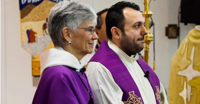 Welcome Rev. Ayoob Adwar image