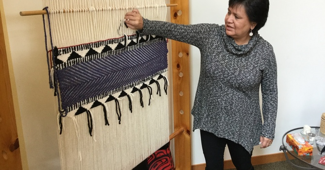 Syiyaya Weaving Project at St. Hilda's image