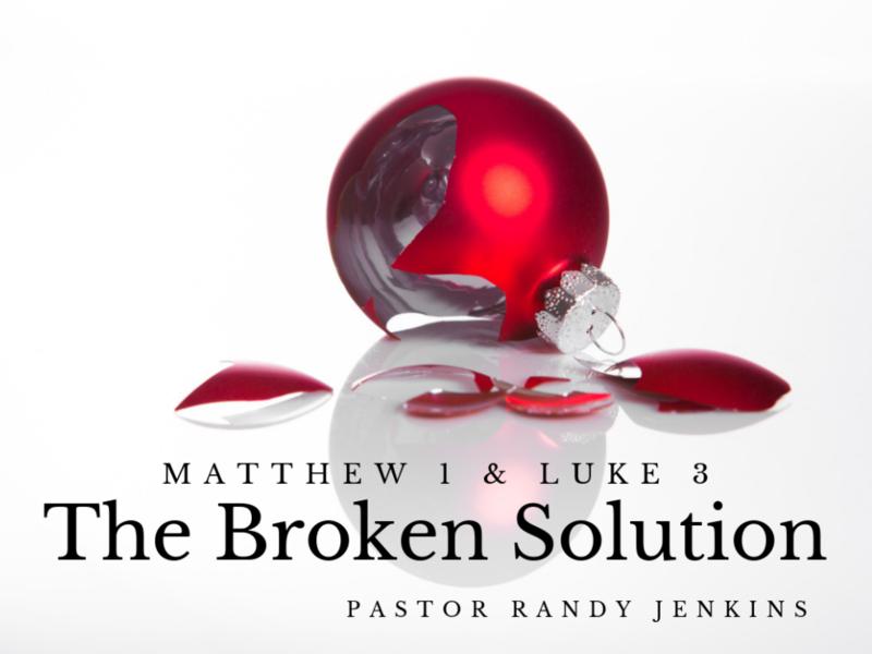 The Broken Solution