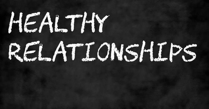 Nurturing Healthy Relationships image