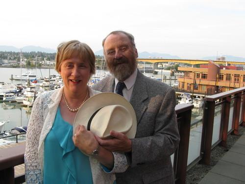 Cathy (& Bob) Quicke