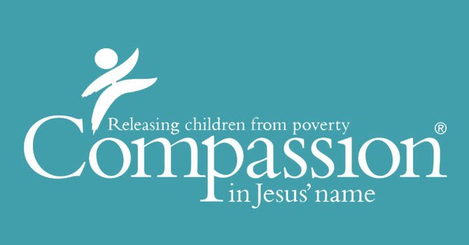 Compassion Canada Guest Speaker - Jacob Moon