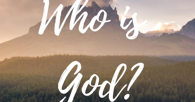Youth Study - Who is God? image