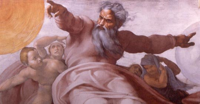 Why Does God Appear so Violent in the Old Testament? image