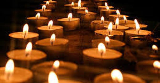 All Saints Day, Nov 1st, 10am Eucharist & 5pm Evening Prayer image