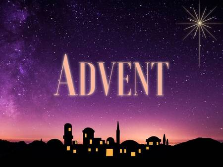 Advent Series 2019