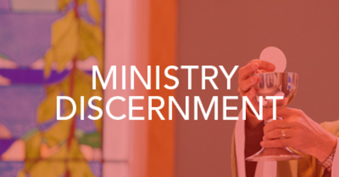 Ordained Ministry Discernment