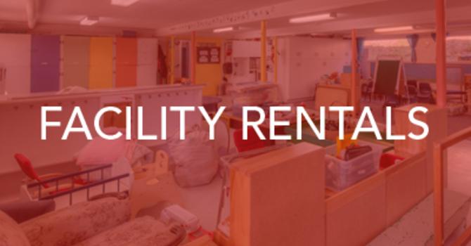 Facility Rentals