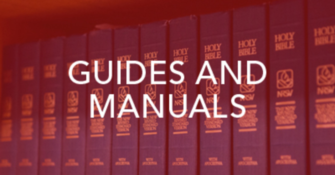 Guides and Manuals