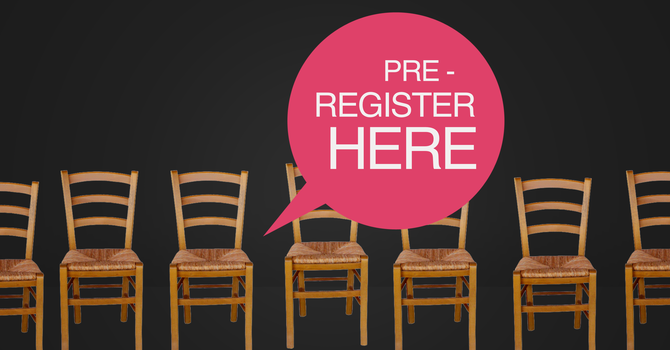 Service Pre-Registration image