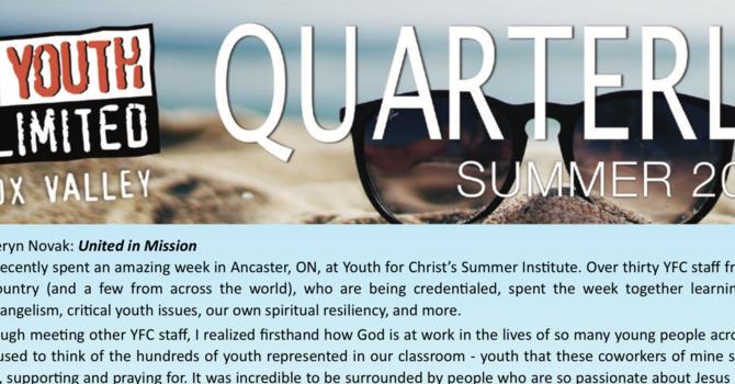 Quarterly | Summer 2019 image