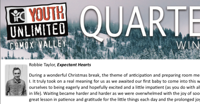 Quarterly | Winter  2019 image
