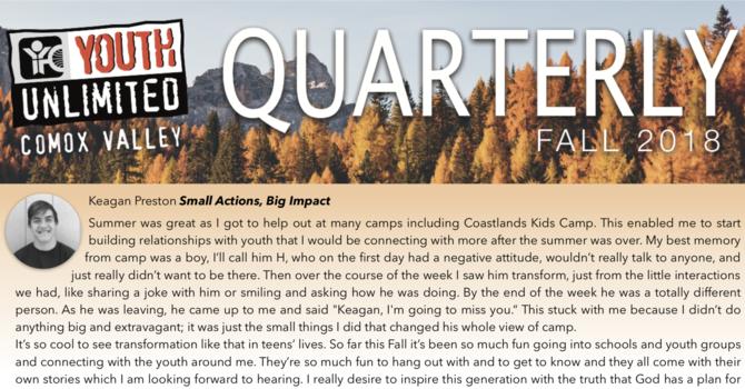 Quarterly   Fall 2018 image