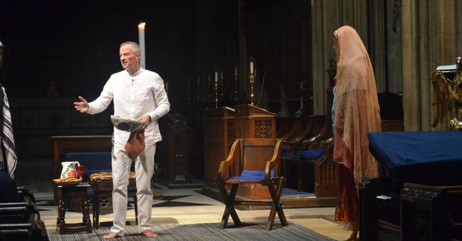 Gospel in Performance