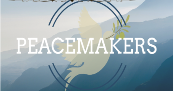 Remembrance Day - Learning to be Peacemakers