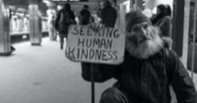 """""""Who Are Rich In Mercy"""""""