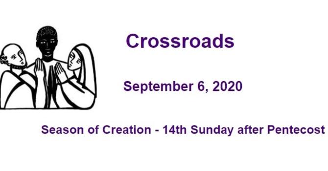 Crossroads September 6, 2020 image