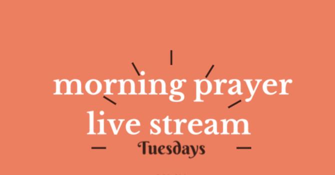 Morning Prayer Livestream