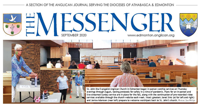 The Messenger September 2020 image