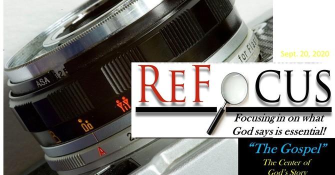 ReFocus 02 - The Gospel