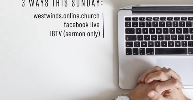 Updated - Online Ministry Options image