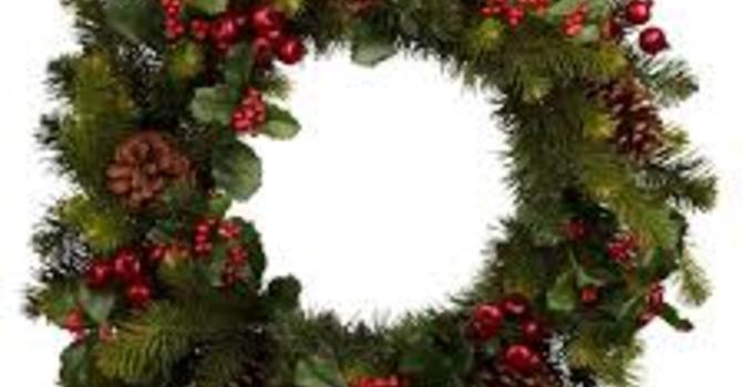 2018 Wreath & Planter Fundraiser