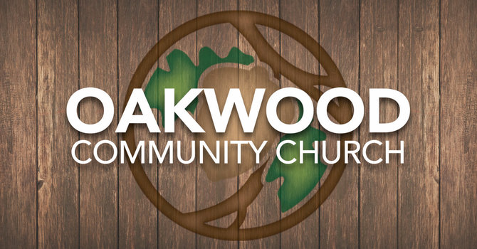 Oakwood's OUTDOOR Service Cancelled for 7/19 due to weather - Worship Live Online at 10am or 11:30am! image