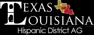 Texas Louisiana Hispanic District