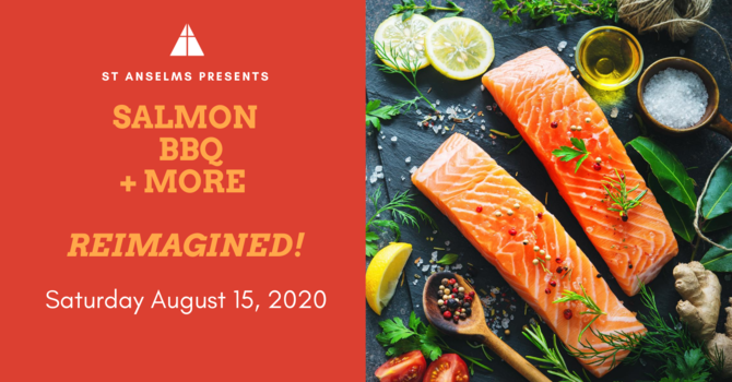 Salmon BBQ & More- Orders Now Open! image