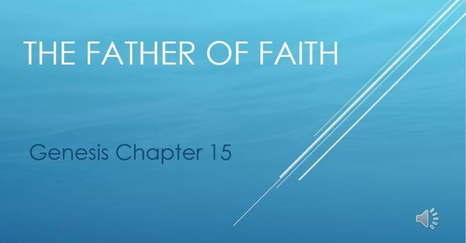 Father of Faith image