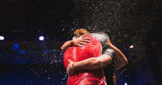 The Power Unleashed Through Baptism image