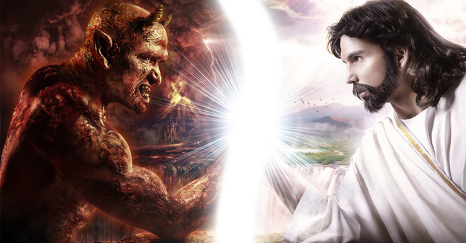 Salvation Offer is a Call To War For Devil  image