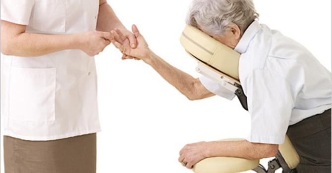 Elder Care Massage