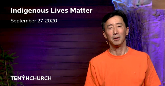 Indigenous Lives Matter