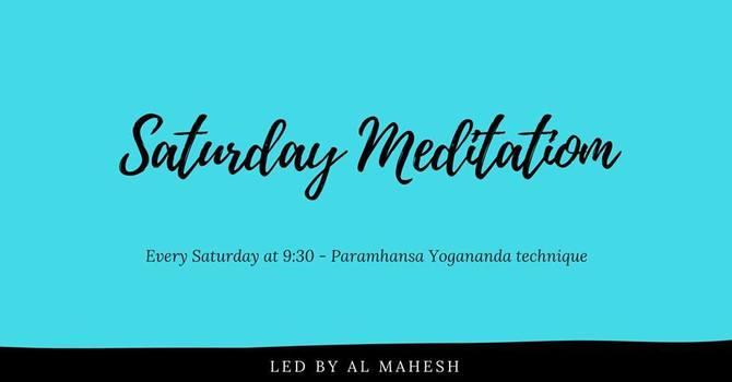 9:30am ZOOM Meditation with Al Mahesh
