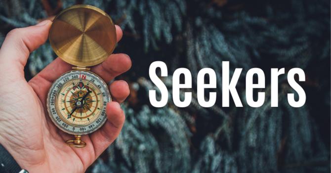 ZOOM: Seekers