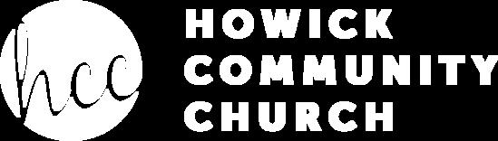 HCC - Howick Community Church