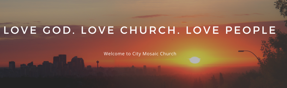 City Mosaic Church