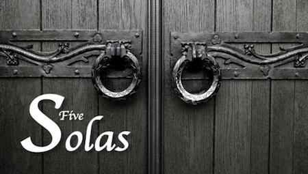 Five Solas
