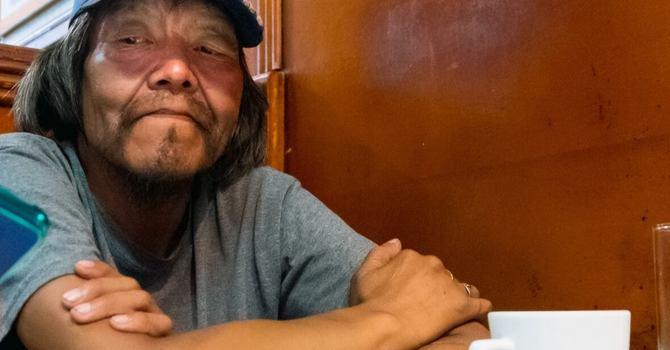 'I found my purpose': Haisla man working to save his own from Vancouver's opioid crisis image