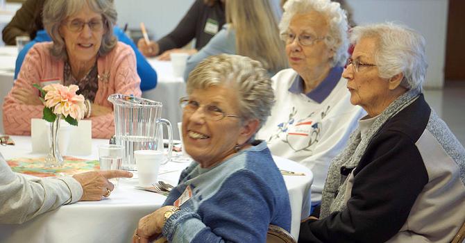 Senior Adult Ministries