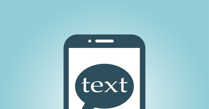 Text Messaging image