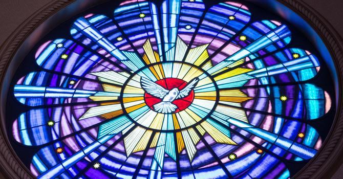 Happy Feast of Pentecost image